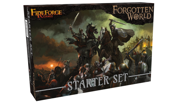 Forgotten World Starter Set